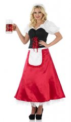 Bavarian Lady Costume (3673)